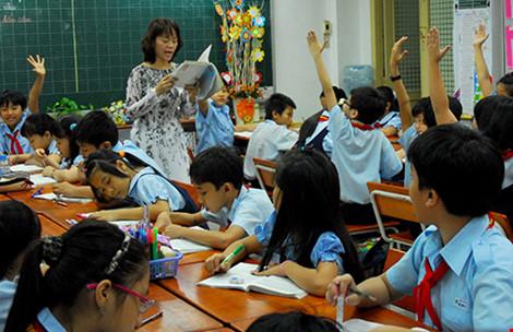 """Muốn """"cắt"""" dạy thêm phải đổi cách đánh giá học sinh - 1"""