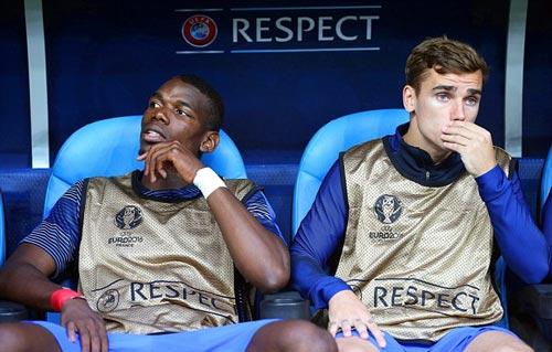 Điểm yếu của tuyển Pháp là… Didier Deschamps - 2