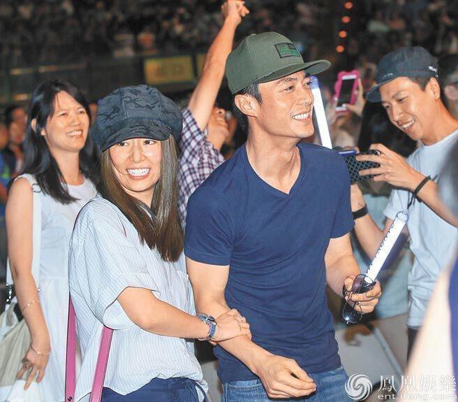 Lâm Tâm Như và bạn trai lần đầu xuất hiện công khai - 2