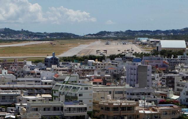 """65.000 người Nhật biểu tình đòi """"dẹp"""" căn cứ quân sự Mỹ - 3"""
