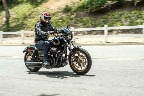 Harley-Davidson Low Rider S: Xe lớn cho các tay lái nhỏ con - 4