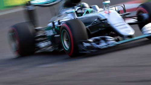 F1, European GP: Tốc độ tên lửa - 1
