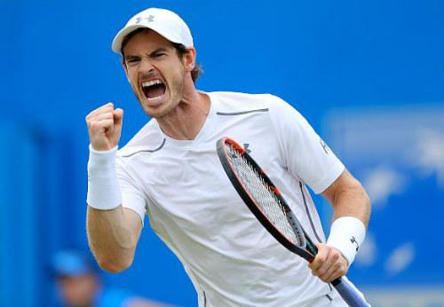 Murray - Raonic: Nhọc nhằn lên ngôi (CK Aegon Championships) - 1