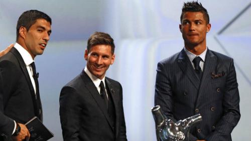 Đua QBV 2016: Messi đang thắng thế Ronaldo - 1