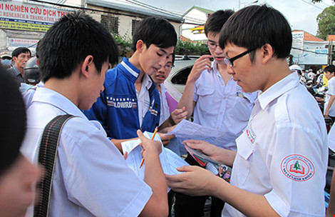 Những lưu ý quan trọng trước kỳ thi THPT Quốc gia 2016 - 1