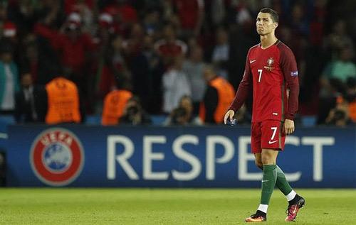 """Ronaldo sa sút, báo chí châu Âu """"hả hê"""" - 1"""