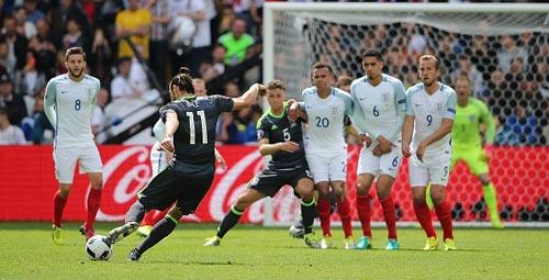 """Bale bác bỏ """"học lỏm"""" Ronaldo đá phạt, chờ lập kỷ lục Euro - 1"""