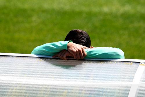 ĐT Bồ Đào Nha: Liệu có dám để Ronaldo dự bị? - 2