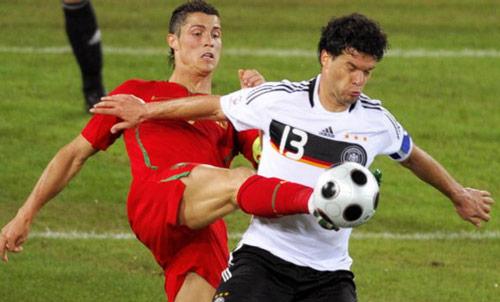 ĐT Bồ Đào Nha: Liệu có dám để Ronaldo dự bị? - 4