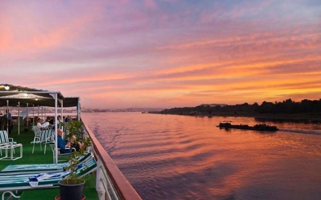 Ngắm những dòng sông dài nhất thế giới - 10