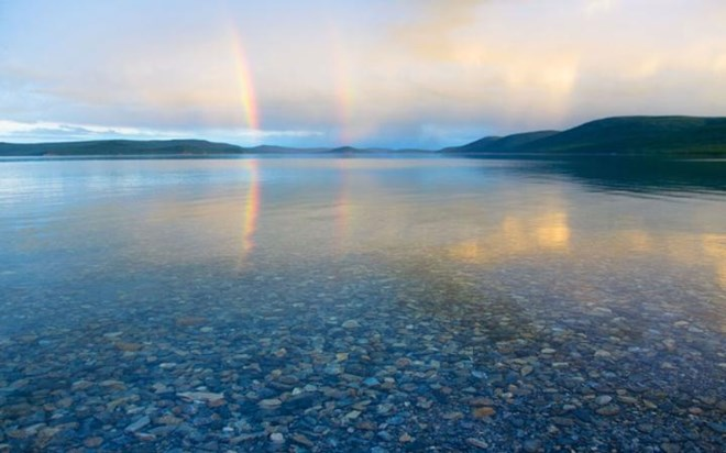 Ngắm những dòng sông dài nhất thế giới - 2