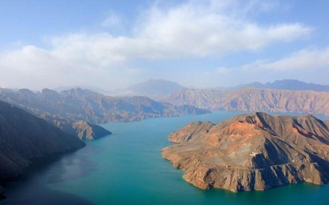 Ngắm những dòng sông dài nhất thế giới - 6