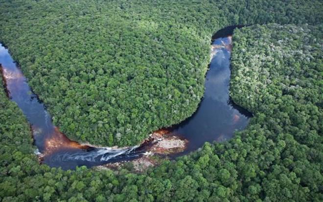 Ngắm những dòng sông dài nhất thế giới - 9