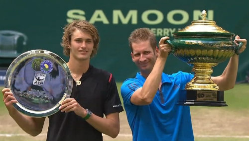 "Tennis 24/7: Djokovic bị Murray ""dằn mặt"" trước Wimbledon - 2"