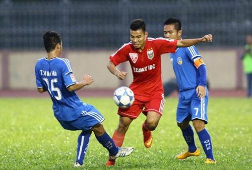 Vòng 12 V-League: Nóng bỏng ngày trở lại - 1