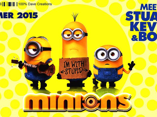 Trailer phim: Minions (2015) - 1