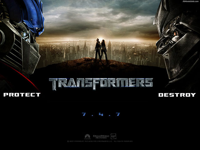 Trailer phim: Transformers - 1