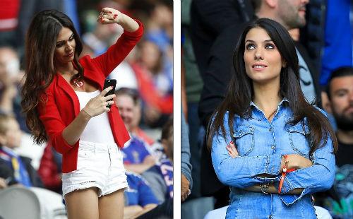 """Ảnh đẹp Euro 20/6: Pogba chúc mừng """"Ngày của bố"""" - 9"""