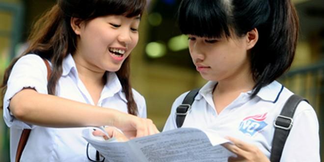 Điểm thi vào lớp 10 năm 2016 ở Hà Nội được công bố - 1