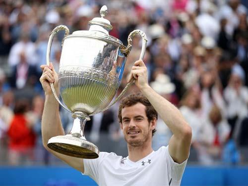 Murray mơ về Wimbledon, Nadal không đông lạnh tinh trùng - 1