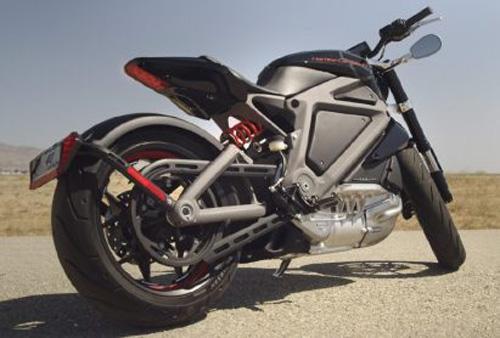Harley-Davidson xác nhận sản xuất mô tô điện - 2