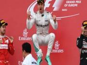 Thể thao - F1, European GP: Cách biệt lớn, niềm vui lớn