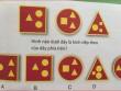 Bài toán hóc búa: Tìm hình phù hợp với quy luật