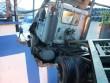 Xe container tông sập tường cảng Nhà Rồng – Khánh Hội