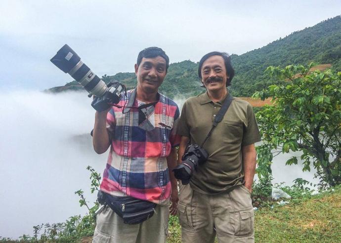 Nghệ sĩ Giang Còi bị đe dọa khi làm phóng sự điều tra - 1