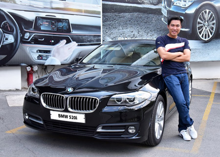Ai là huấn luyện viên Việt Nam đầu tiên của tập đoàn BMW? - 1