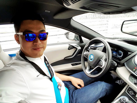 Ai là huấn luyện viên Việt Nam đầu tiên của tập đoàn BMW? - 3
