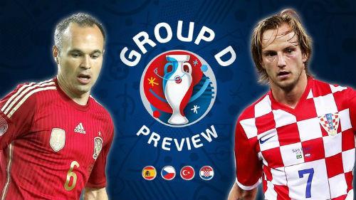"""Tây Ban Nha – Croatia: """"Bò tót"""" sẽ không nương chân - 1"""