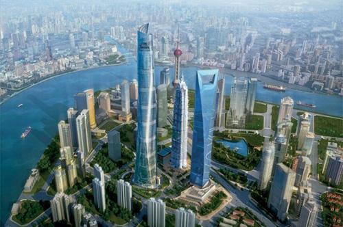 """""""Vua bất động sản"""" dồn dập trở lại Trung Quốc - 2"""
