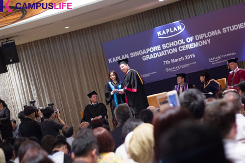 Học viện Kaplan Singapore miễn phí ghi danh năm 2016 - 2