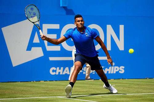 4 cú sốc hứa hẹn ở Wimbledon: Tài không đợi tuổi - 2