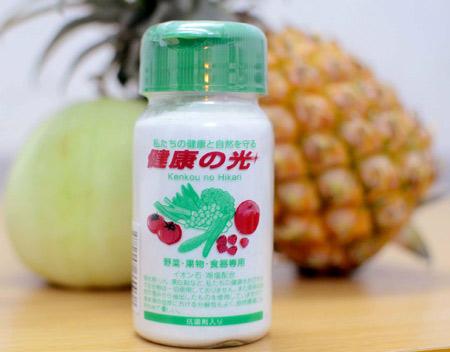 4 bước làm sạch thực phẩm của người Nhật - 2