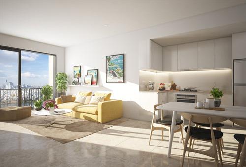Cơ hội sở hữu căn hộ lý tưởng cho gia đình trẻ - 1