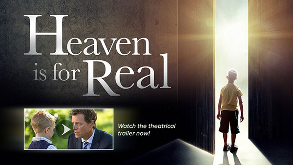 Trailer phim: Heaven Is For Real - 1