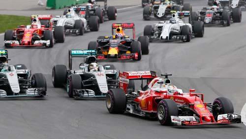F1: Lại về nhì, Ferrari thực sự đang ở đâu? - 1