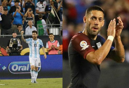 Mỹ - Argentina: Gã tý hon và người khổng lồ - 1