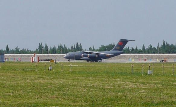 TQ sản xuất máy bay vận tải quân sự lớn nhất thế giới - 2