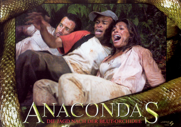 Trailer phim: Anacondas: The Hunt For The Blood Orchid - 1