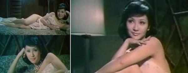 Những cảnh tai tiếng nhất của các hoa hậu trên màn ảnh - 2