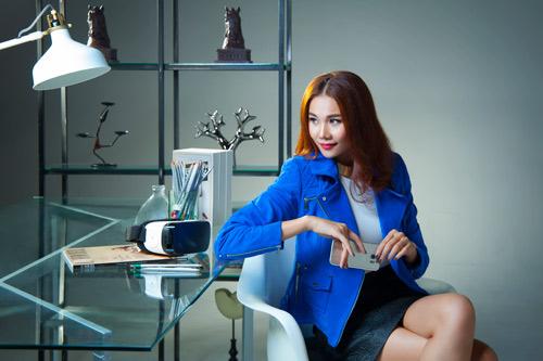 """""""Thư kí"""" bí mật của siêu mẫu – CEO Thanh Hằng - 2"""