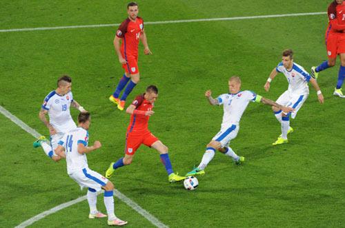 Tuyển Anh ở Euro 2016: Chẳng khác gì MU của Van Gaal - 1