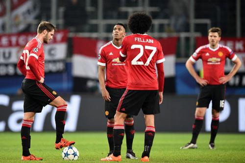 Tuyển Anh ở Euro 2016: Chẳng khác gì MU của Van Gaal - 2