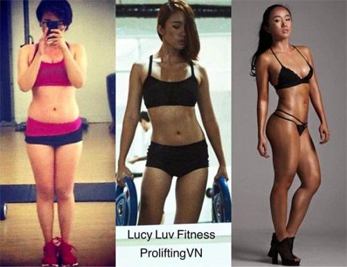 4 cô gái Việt chân ngắn nhưng hình thể cực gợi cảm - 3