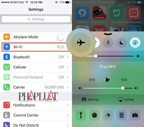 5 cách sửa lỗi iPhone không vào được Wi-Fi - 1
