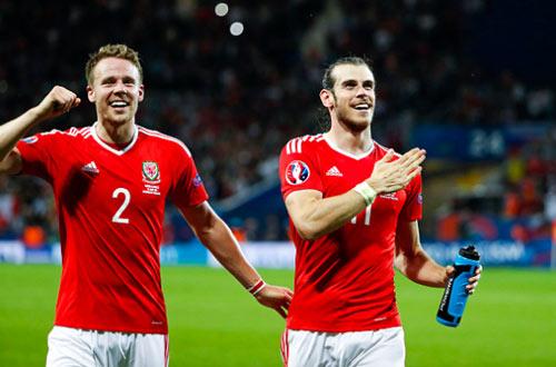 """Xứ Wales - Bale: Chú """"ngựa ô"""" đáng gờm của Euro - 1"""