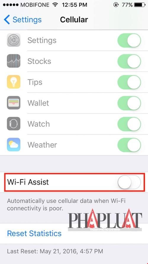 5 cách sửa lỗi iPhone không vào được Wi-Fi - 4